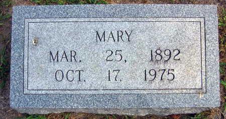 LOUVAR, MARY - Linn County, Iowa | MARY LOUVAR