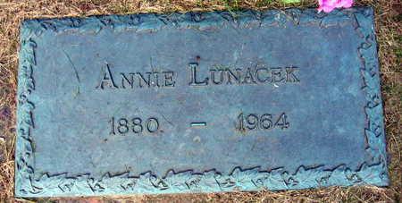 LUNACEK, ANNIE - Linn County, Iowa | ANNIE LUNACEK