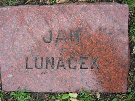 LUNACEK, JAN - Linn County, Iowa   JAN LUNACEK
