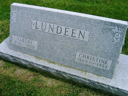 LUNDEEN, CHRISTINE - Linn County, Iowa | CHRISTINE LUNDEEN