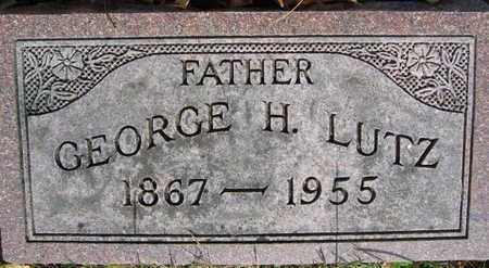 LUTZ, GEORGE H. - Linn County, Iowa | GEORGE H. LUTZ