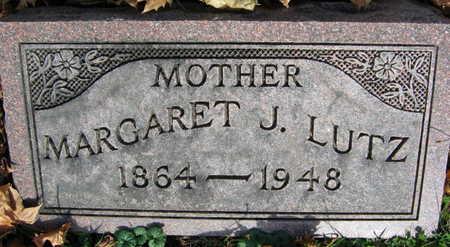 LUTZ, MARGARET J. - Linn County, Iowa | MARGARET J. LUTZ