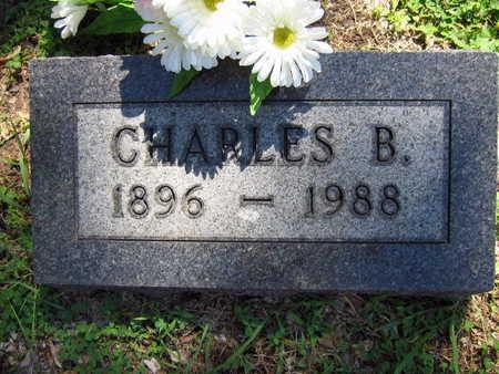 MACHACEK, CHARLES B. - Linn County, Iowa | CHARLES B. MACHACEK