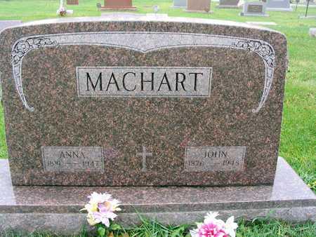MACHART, ANNA - Linn County, Iowa | ANNA MACHART