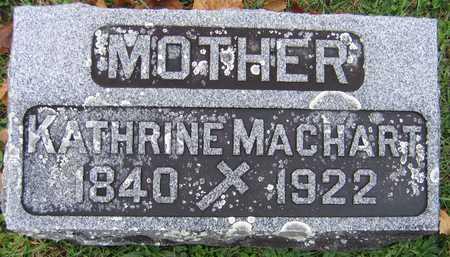 MACHART, KATHRINE - Linn County, Iowa | KATHRINE MACHART