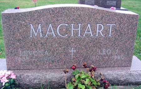 MACHART, LEVONA - Linn County, Iowa | LEVONA MACHART