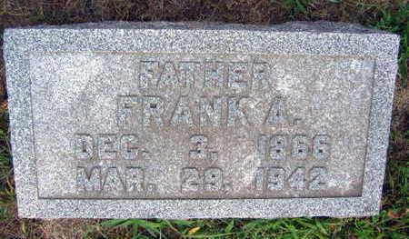 MACHEK, FRANK A. - Linn County, Iowa | FRANK A. MACHEK