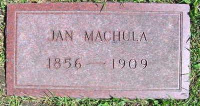 MACHULA, JAN - Linn County, Iowa   JAN MACHULA