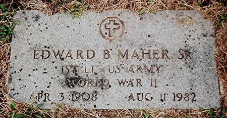MAHER, EDWARD B.,SR. - Linn County, Iowa | EDWARD B.,SR. MAHER