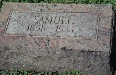 MAIER, SAMUEL - Linn County, Iowa   SAMUEL MAIER