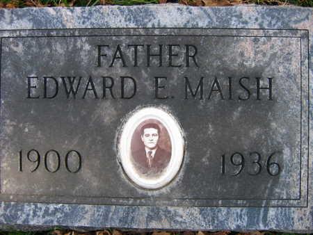 MAISH, EDWARD - Linn County, Iowa | EDWARD MAISH