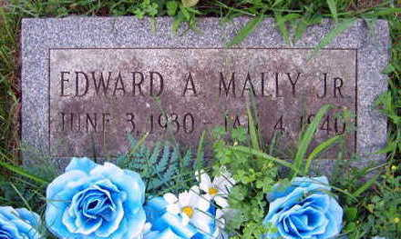 MALLY, EDWARD A. JR. - Linn County, Iowa | EDWARD A. JR. MALLY
