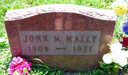 MALLY, JOHN M. - Linn County, Iowa | JOHN M. MALLY