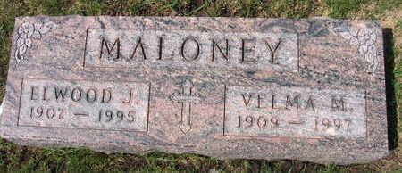 MALONEY, ELWOOD J. - Linn County, Iowa | ELWOOD J. MALONEY
