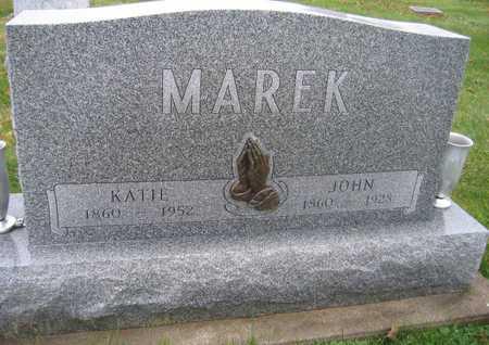 MAREK, KATIE - Linn County, Iowa | KATIE MAREK