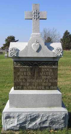 MAREK, ANNA - Linn County, Iowa | ANNA MAREK
