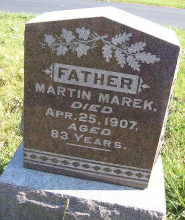 MAREK, MARTIN - Linn County, Iowa | MARTIN MAREK