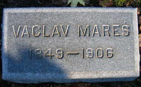 MARES, VACLAV - Linn County, Iowa | VACLAV MARES