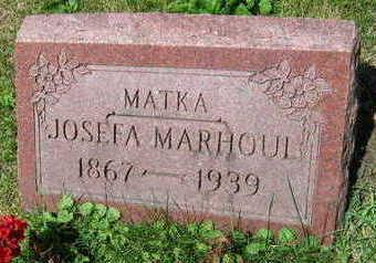 MARHOUI, JOSEFA - Linn County, Iowa | JOSEFA MARHOUI