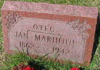 MARHOUI, JAN - Linn County, Iowa | JAN MARHOUI