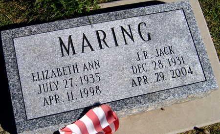MARING, ELIZABETH ANN - Linn County, Iowa | ELIZABETH ANN MARING