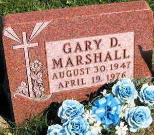MARSHALL, GARY D. - Linn County, Iowa | GARY D. MARSHALL