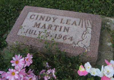 MARTIN, CINDY LEA - Linn County, Iowa | CINDY LEA MARTIN