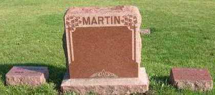 MARTIN, FAMILY STONE - Linn County, Iowa | FAMILY STONE MARTIN