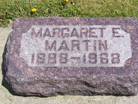 MARTIN, MARGARET E. - Linn County, Iowa | MARGARET E. MARTIN