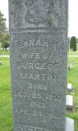 MARTIN, SARAH H. - Linn County, Iowa | SARAH H. MARTIN
