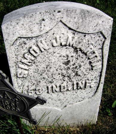 MARTIN, SIMON J. - Linn County, Iowa | SIMON J. MARTIN