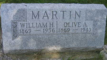 MARTIN, WILLIAM H. - Linn County, Iowa | WILLIAM H. MARTIN