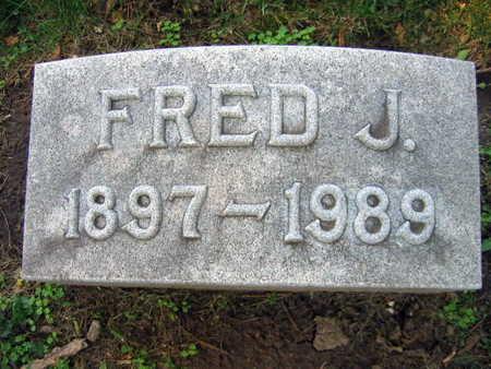 MARTINEK, FRED J. - Linn County, Iowa | FRED J. MARTINEK