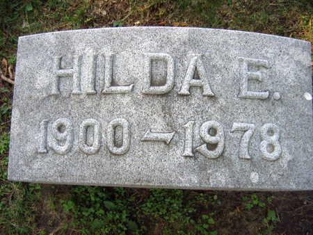 MARTINEK, HILDA E. - Linn County, Iowa | HILDA E. MARTINEK
