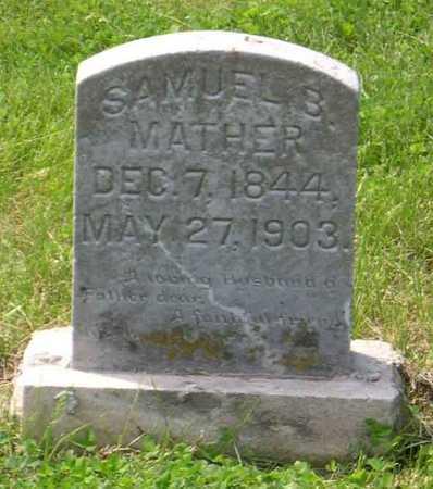 MATHER, SAMUEL B. - Linn County, Iowa | SAMUEL B. MATHER