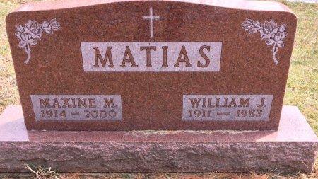 MATIAS, MAXINE M. - Linn County, Iowa   MAXINE M. MATIAS