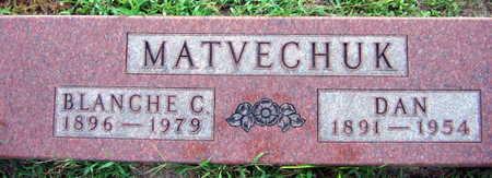 MATVECHUK, BLANCHE C. - Linn County, Iowa | BLANCHE C. MATVECHUK