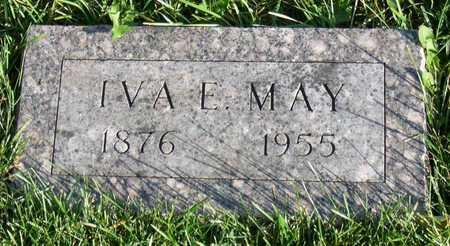 MAY, EVA E. - Linn County, Iowa | EVA E. MAY