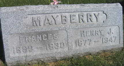 MAYBERRY, HENRY J. - Linn County, Iowa | HENRY J. MAYBERRY