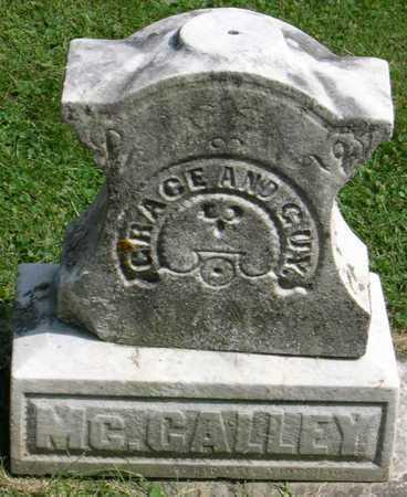 MCCALLEY, GUY - Linn County, Iowa | GUY MCCALLEY