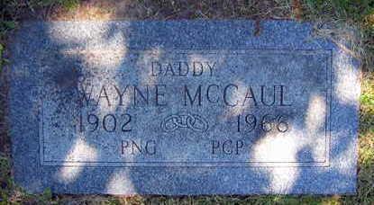 MCCAUL, WAYNE - Linn County, Iowa | WAYNE MCCAUL