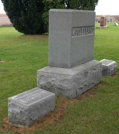MCCLELLAND, FAMILY STONE - Linn County, Iowa | FAMILY STONE MCCLELLAND