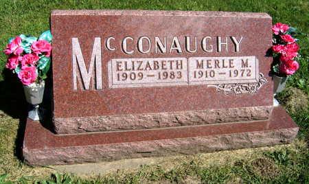 MCCONAUGHY, MERLE M. - Linn County, Iowa | MERLE M. MCCONAUGHY