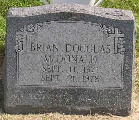 MCDONALD, BRIAN DOUGLAS - Linn County, Iowa | BRIAN DOUGLAS MCDONALD