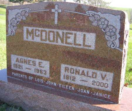 MCDONELL, RONALD V. - Linn County, Iowa | RONALD V. MCDONELL