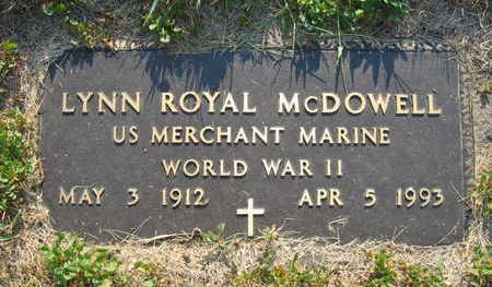 MCDOWELL, LYNN R. - Linn County, Iowa | LYNN R. MCDOWELL