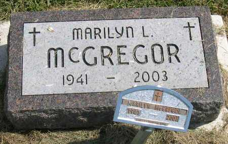 MCGREGOR, MARILYN - Linn County, Iowa | MARILYN MCGREGOR