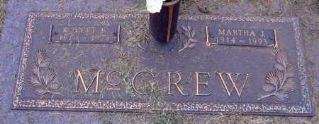 MCGREW, ROBERT F. - Linn County, Iowa | ROBERT F. MCGREW