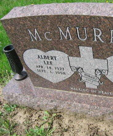 MCMURRIN, ALBERT LEE - Linn County, Iowa | ALBERT LEE MCMURRIN
