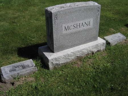 MCSHANE, FRANK I. - Linn County, Iowa | FRANK I. MCSHANE